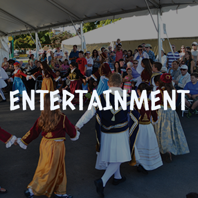 Niagara Greek Festival Entertainment Information